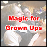 Magic for Grown Ups